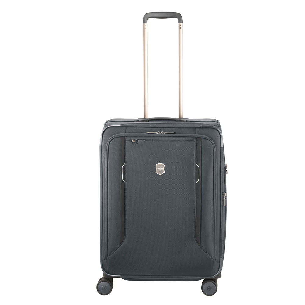 Victorinox Werks Traveler 6.0 Medium Softside Carry-On Grey