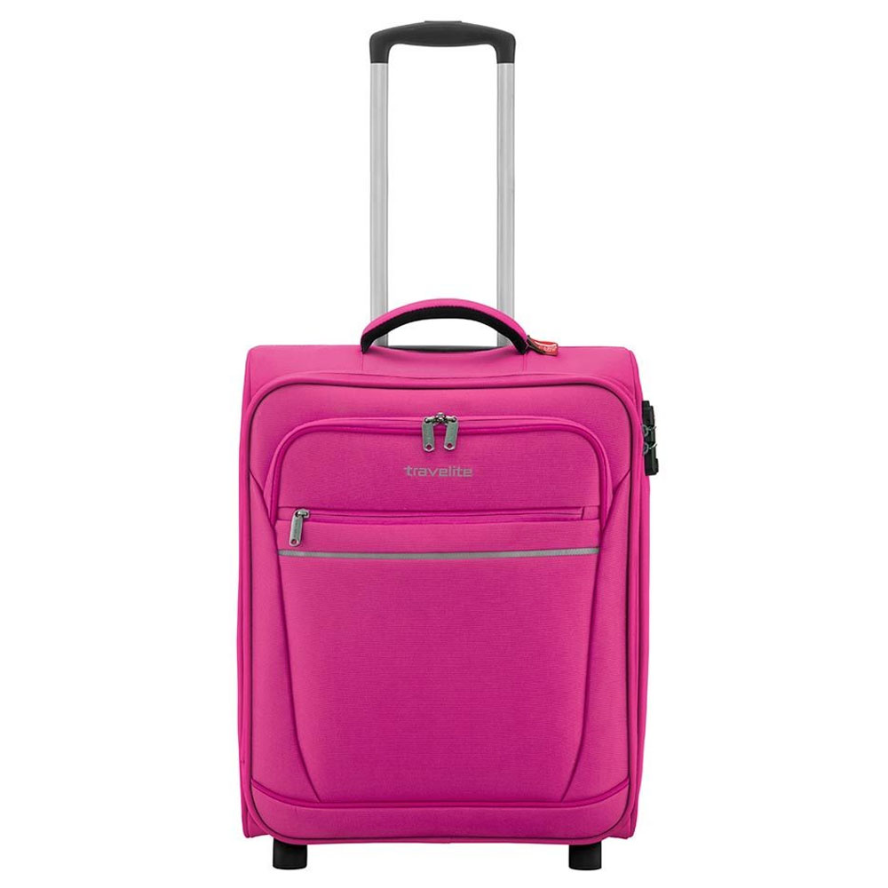 Travelite Cabin 2 Wheel Trolley Berry