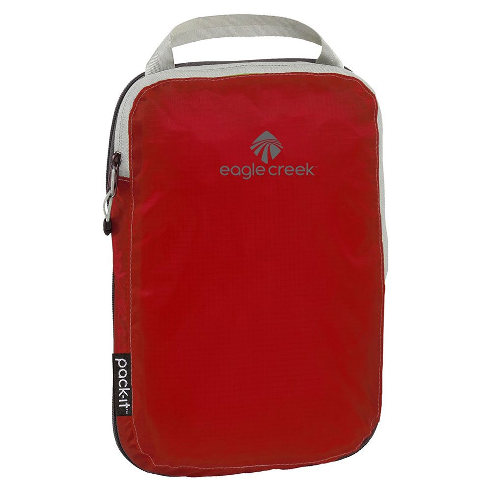Eagle Creek Specter Compression Cube Small Volcano Red