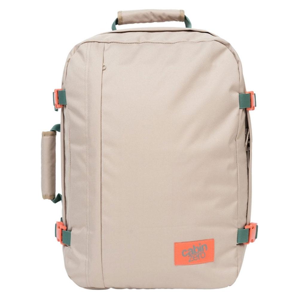 CabinZero Classic 36L Ultra Light Travel Bag Sand Shell