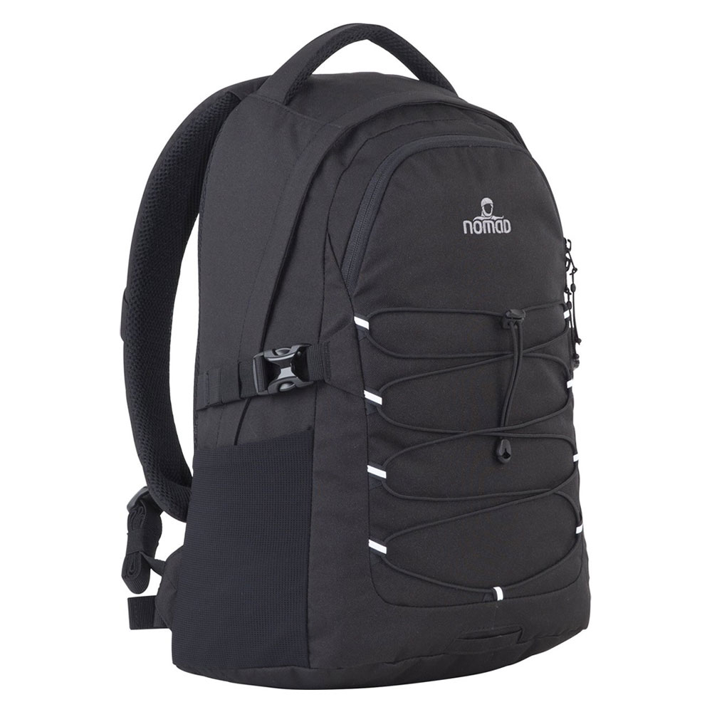 Nomad Velocity Daypack Backpack 20L Black