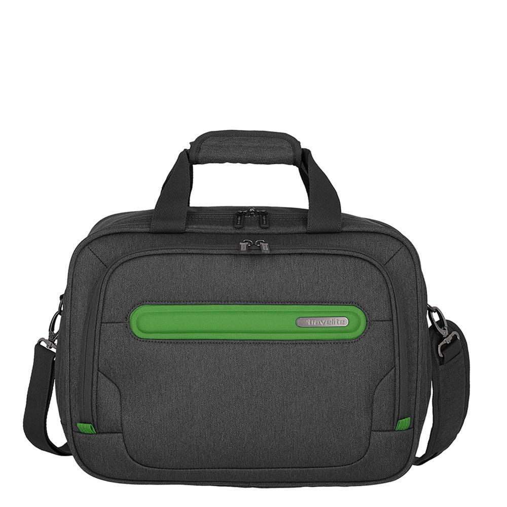 Travelite Madeira Boardbag Antracite/Green