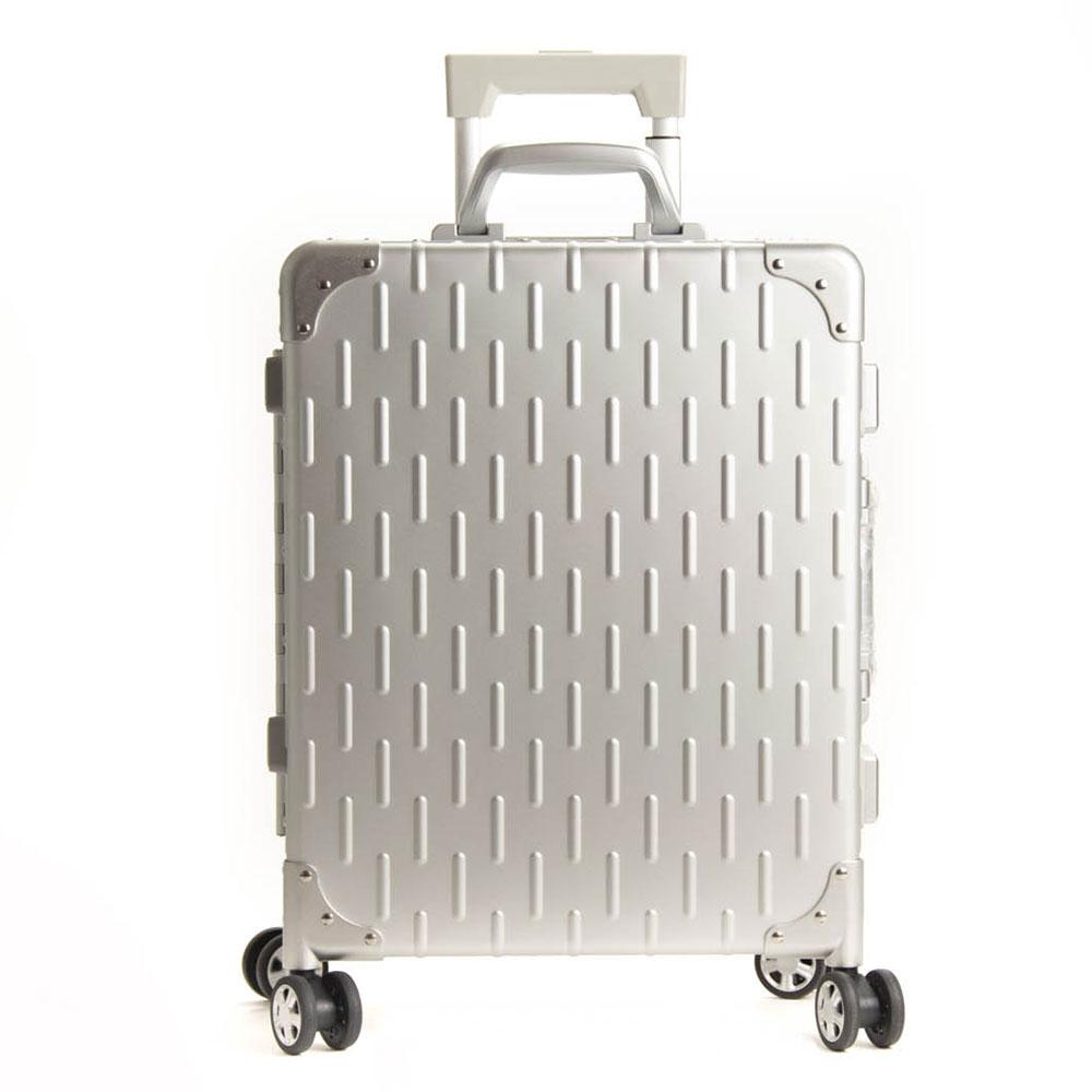 "Afbeelding van Alumaxx Handbagage Trolley 20"" 2495 Zilver"