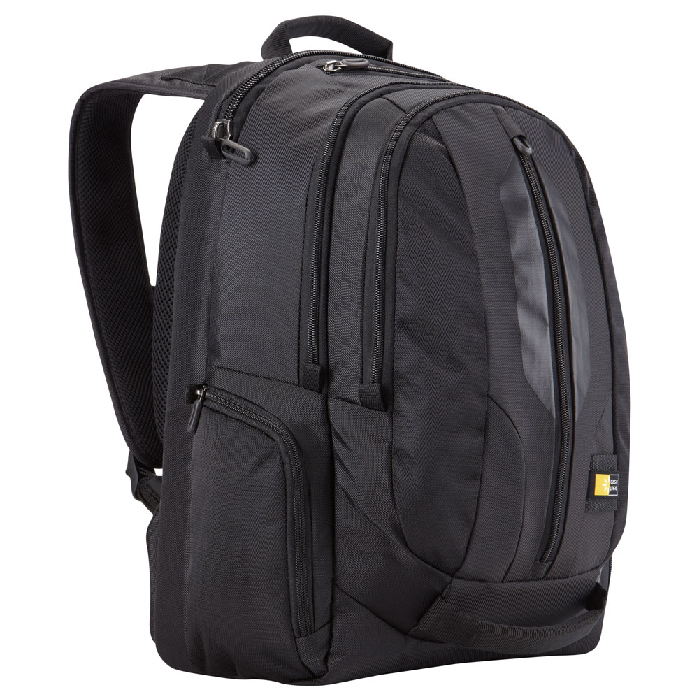 Case Logic RBP-217 17.3 Laptop Backpack Black
