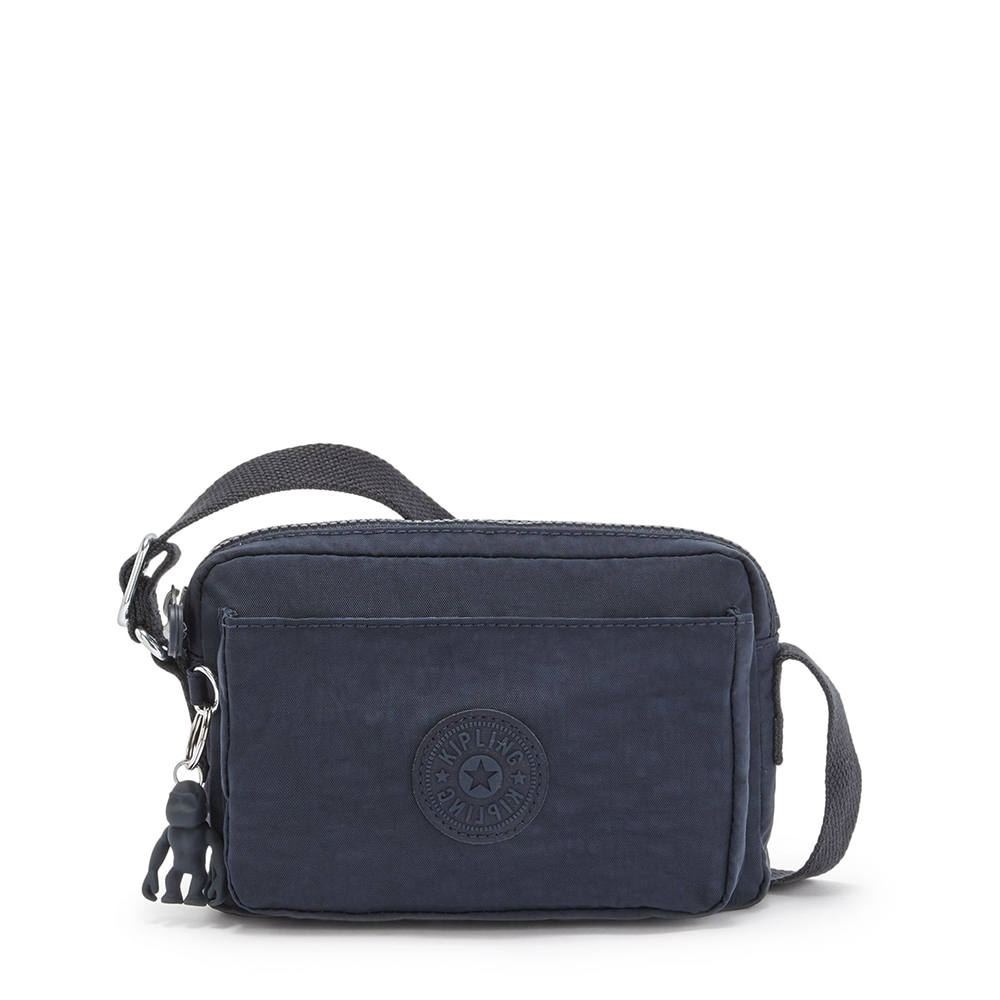 Kipling Abanu Mini Crossbody Blue Bleu 2