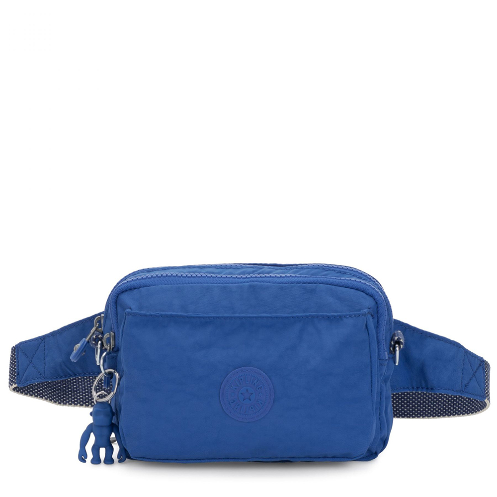 Kipling Abanu Multi Crossbody Wave Blue