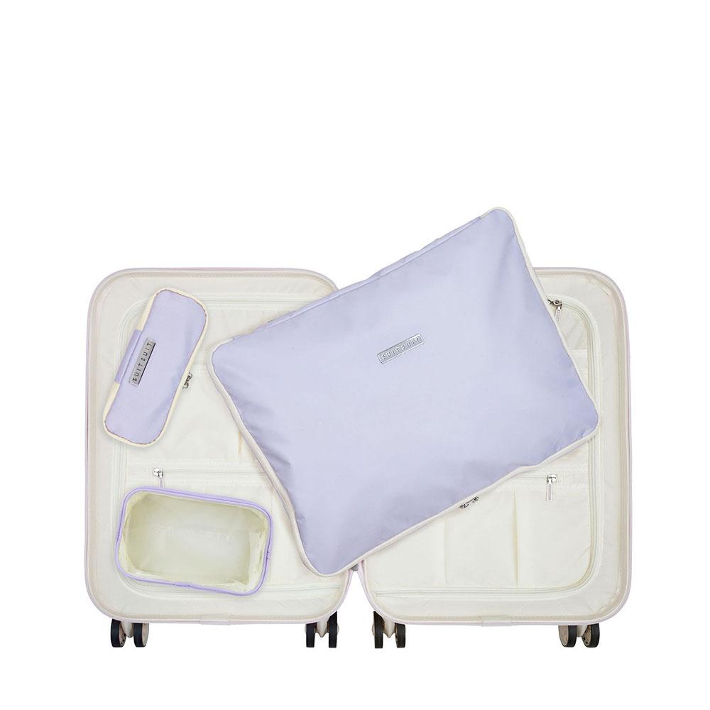 SuitSuit Fabulous Fifties Packing Cube Set 55 cm Paisley Purple