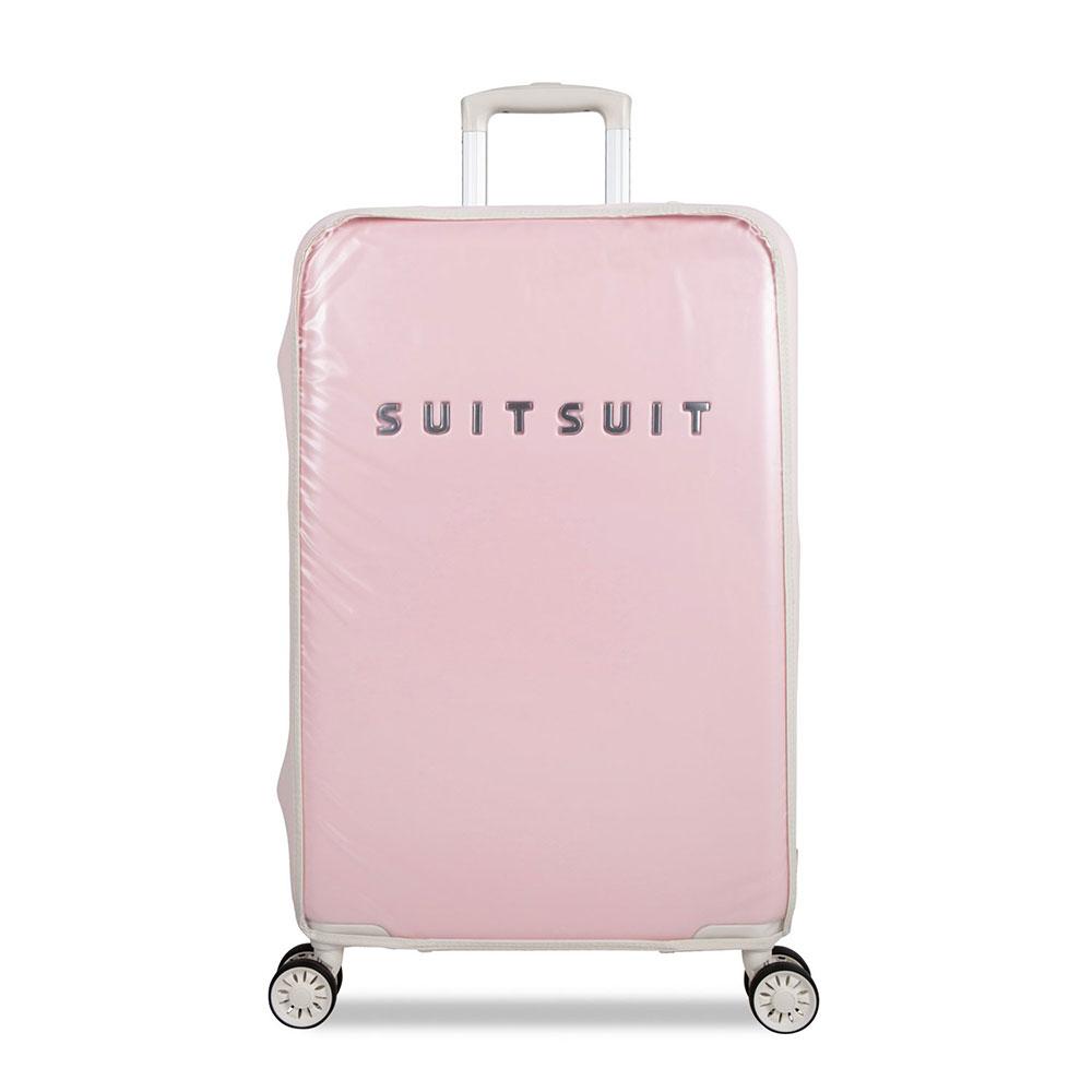 SuitSuit Fabulous Fifties Beschermhoes 66 cm Pink Dust