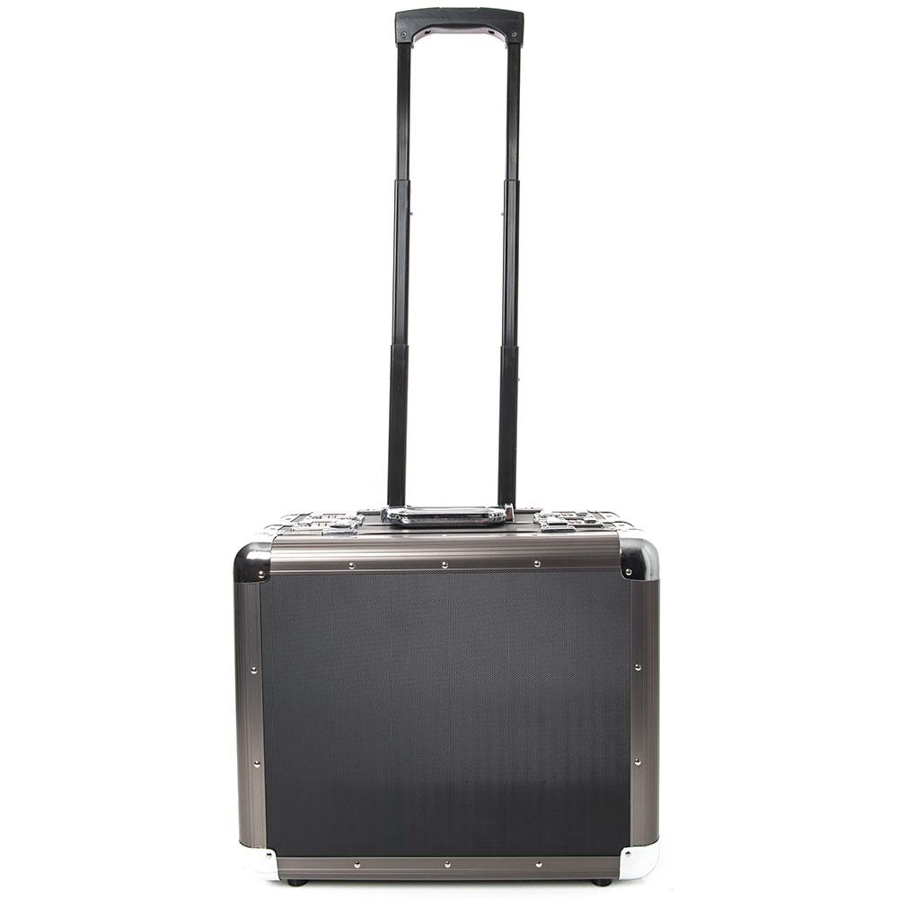 Alumaxx Oxford Multifunctionele Aluminium Koffer Black 2493