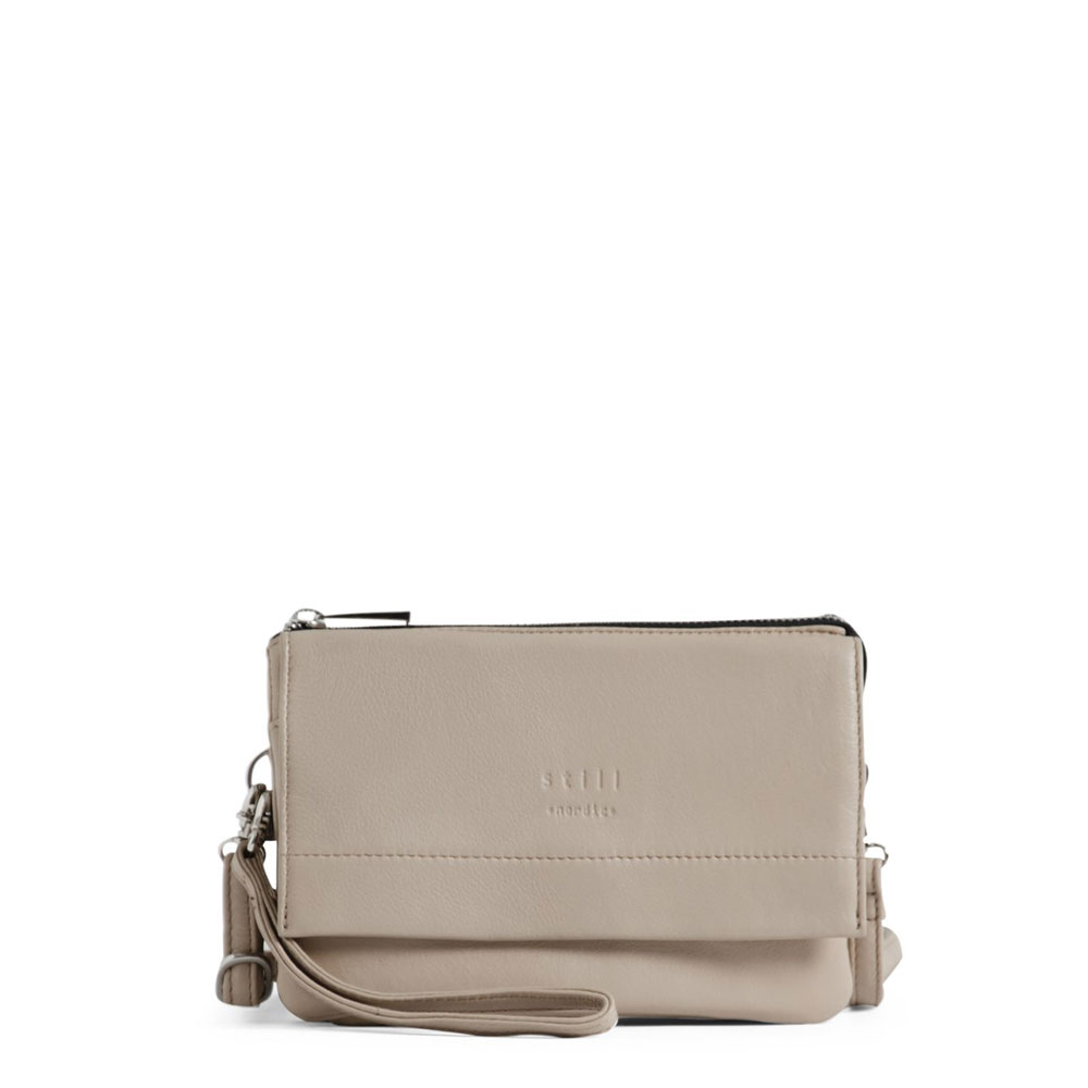 Still Nordic Anouk Multi Crossbody Schoudertas Powder