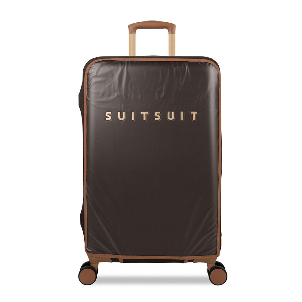 SuitSuit Fab Seventies Classic Beschermhoes 66 cm Espresso Black