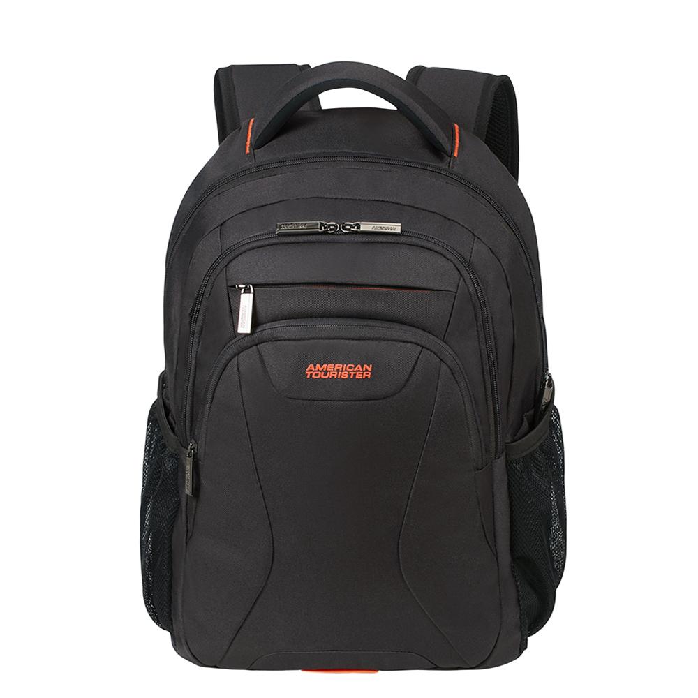 American Tourister AT Work Laptop Backpack 15.6 Black/Orange
