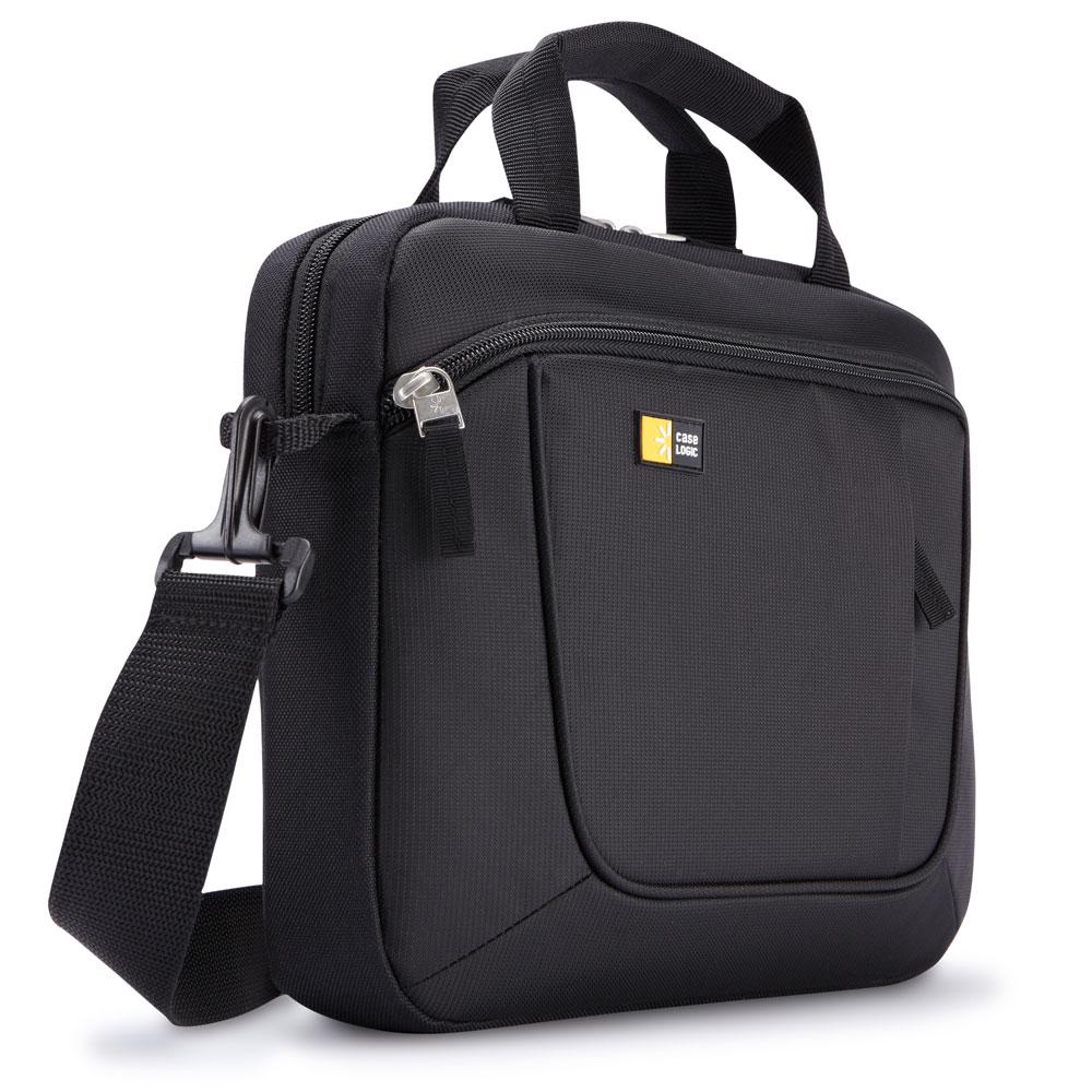"Afbeelding van Case Logic AUA 311 Ultrabook 11.6"" Black Laptop Schoudertassen"