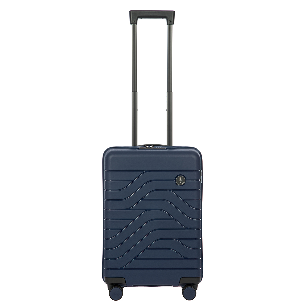 Bric's Be Young Ulisse Trolley 55 Ocean Blue
