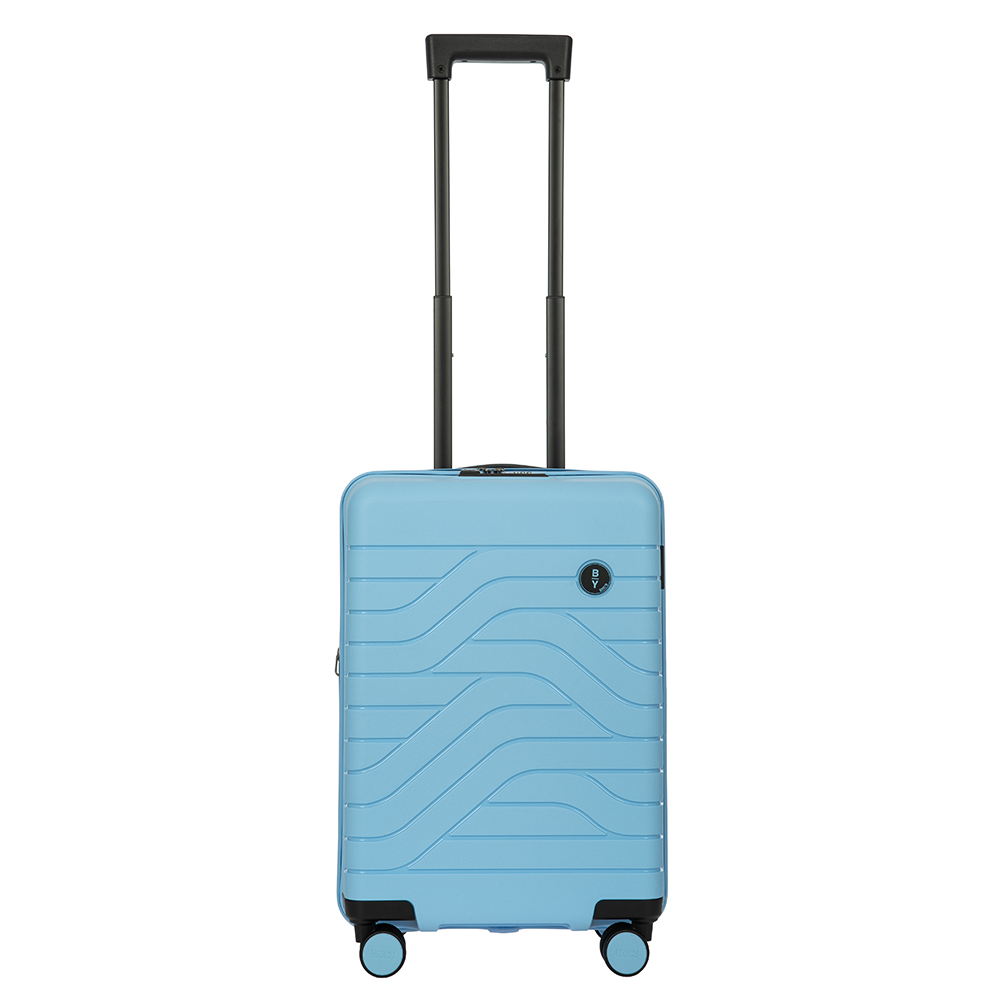 Bric's Be Young Ulisse Trolley 55 Expandable Sky Blue
