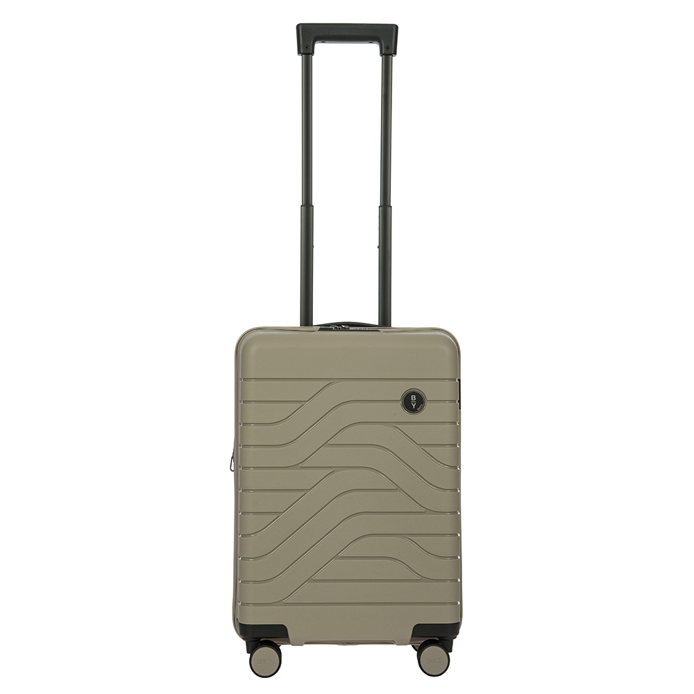 Bric's Be Young Ulisse Trolley 55 Expandable Dove Grey