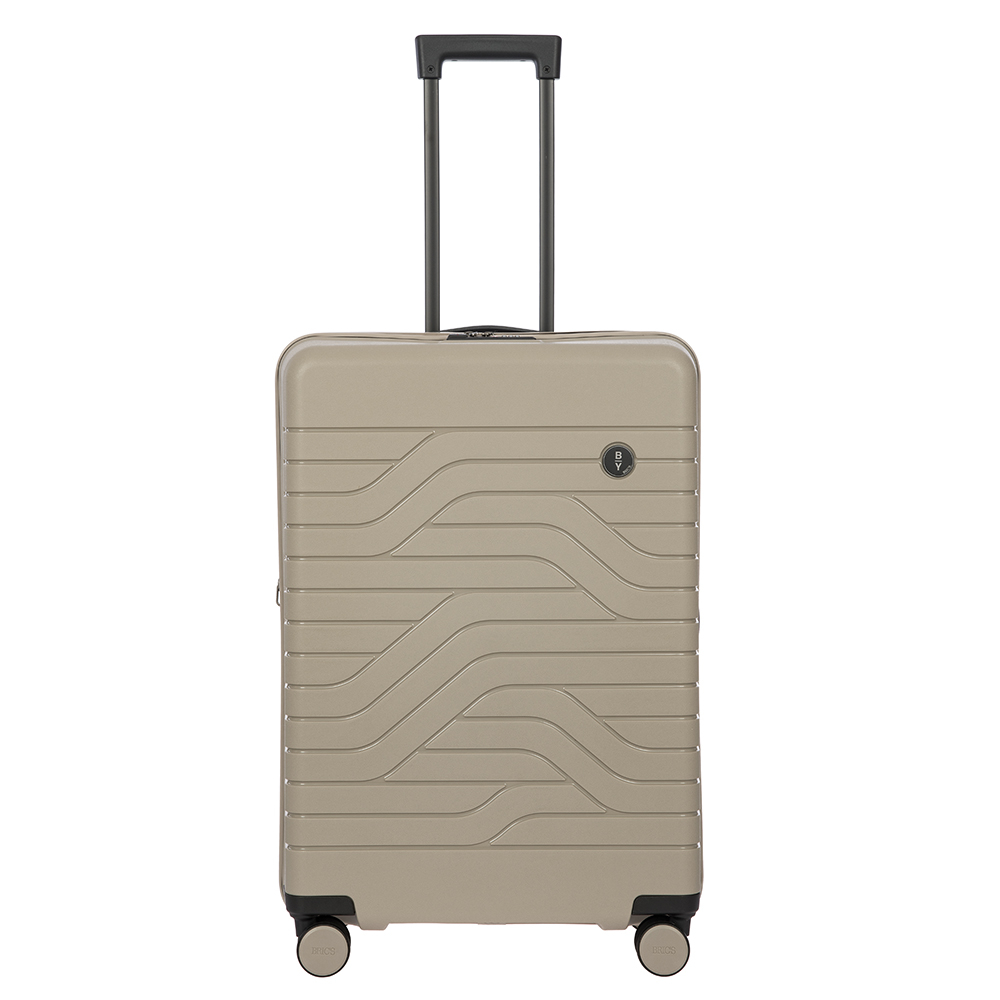 Bric's Be Young Ulisse Trolley Medium Expandable Dove Grey
