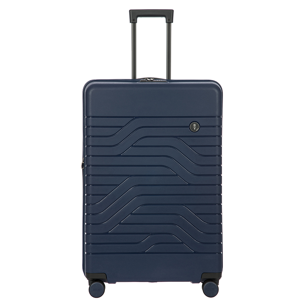 Bric's Be Young Ulisse Trolley Large Expandable Ocean Blue
