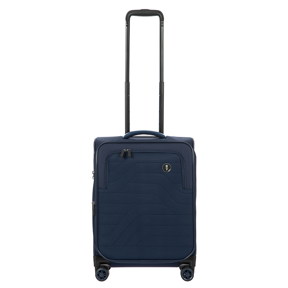 Bric's Be Young Itaca Cabin Trolley Expandable 55 Ocean Blue