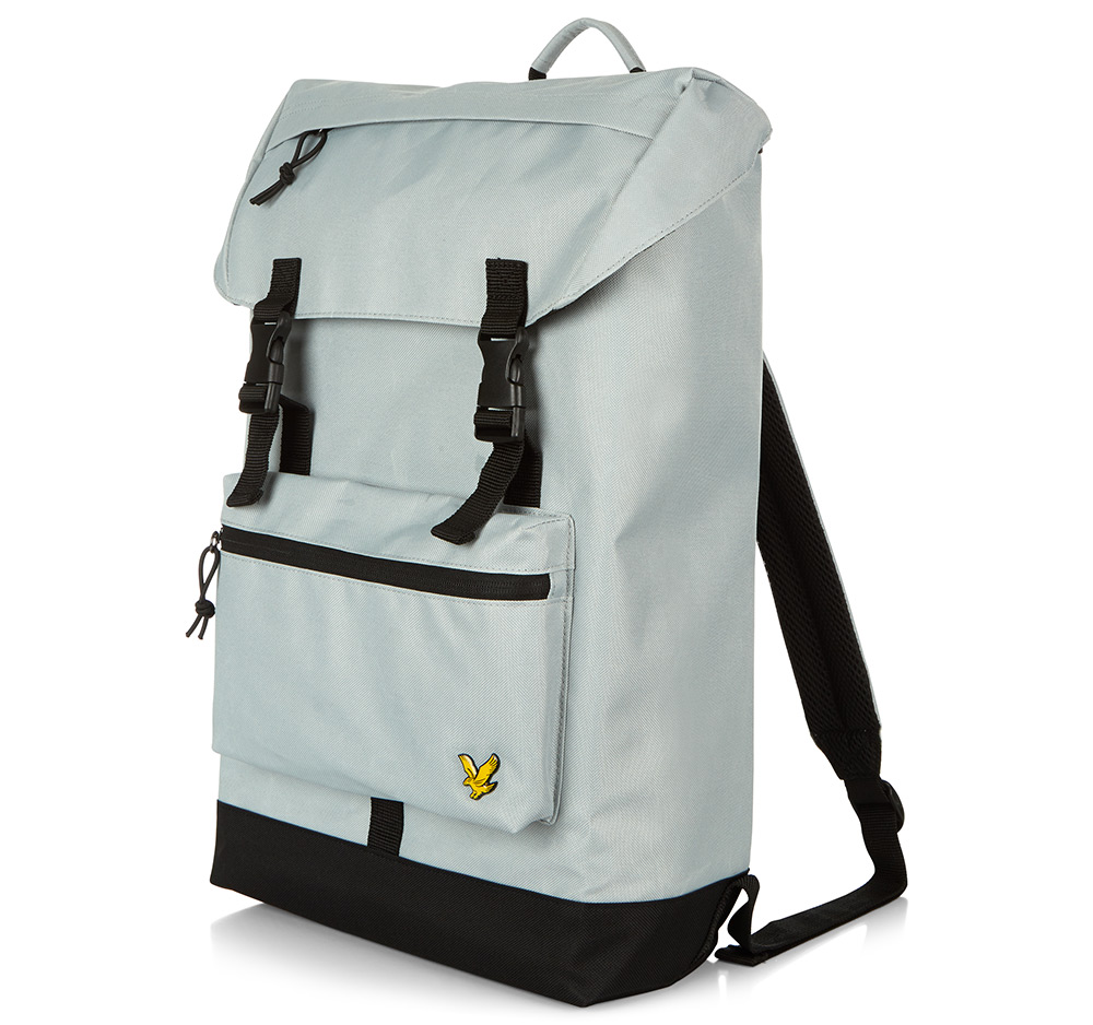 Lyle & Scott Core Rucksack Blue Shore