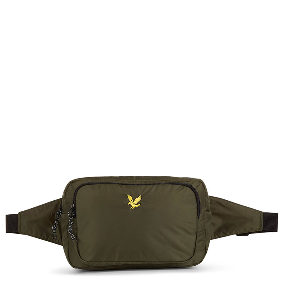 Lyle & Scott Wadded Side Bag Heuptas Jade Green