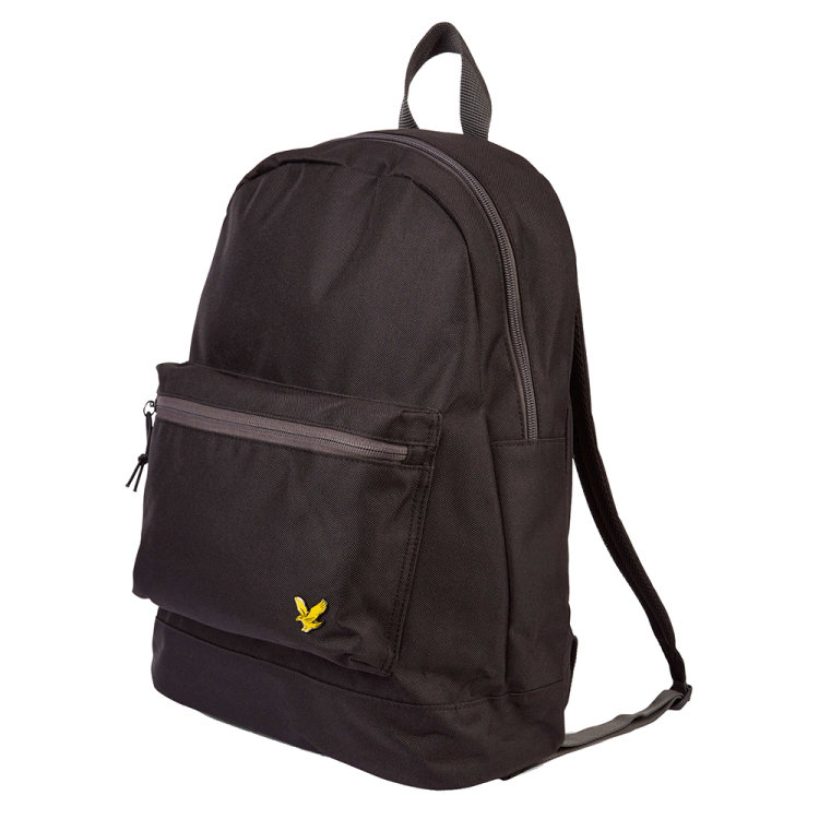 Lyle & Scott Core Backpack True Black