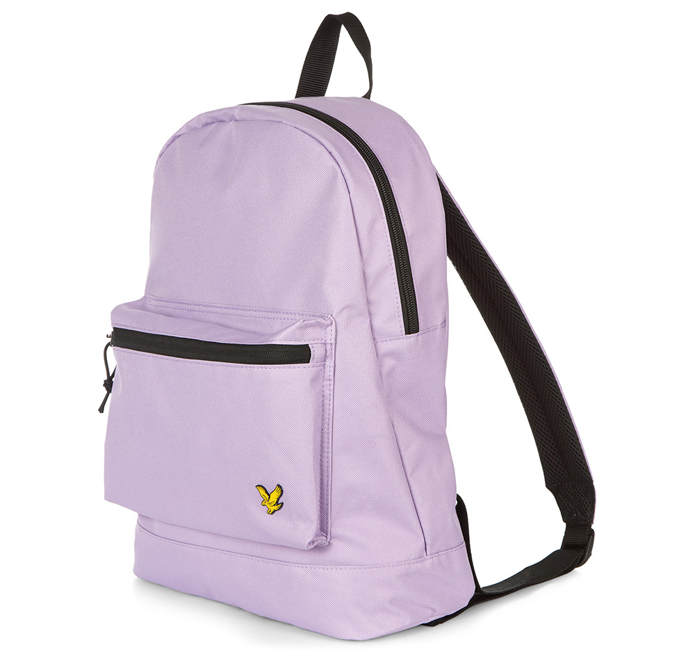 Lyle & Scott Core Backpack Lavender