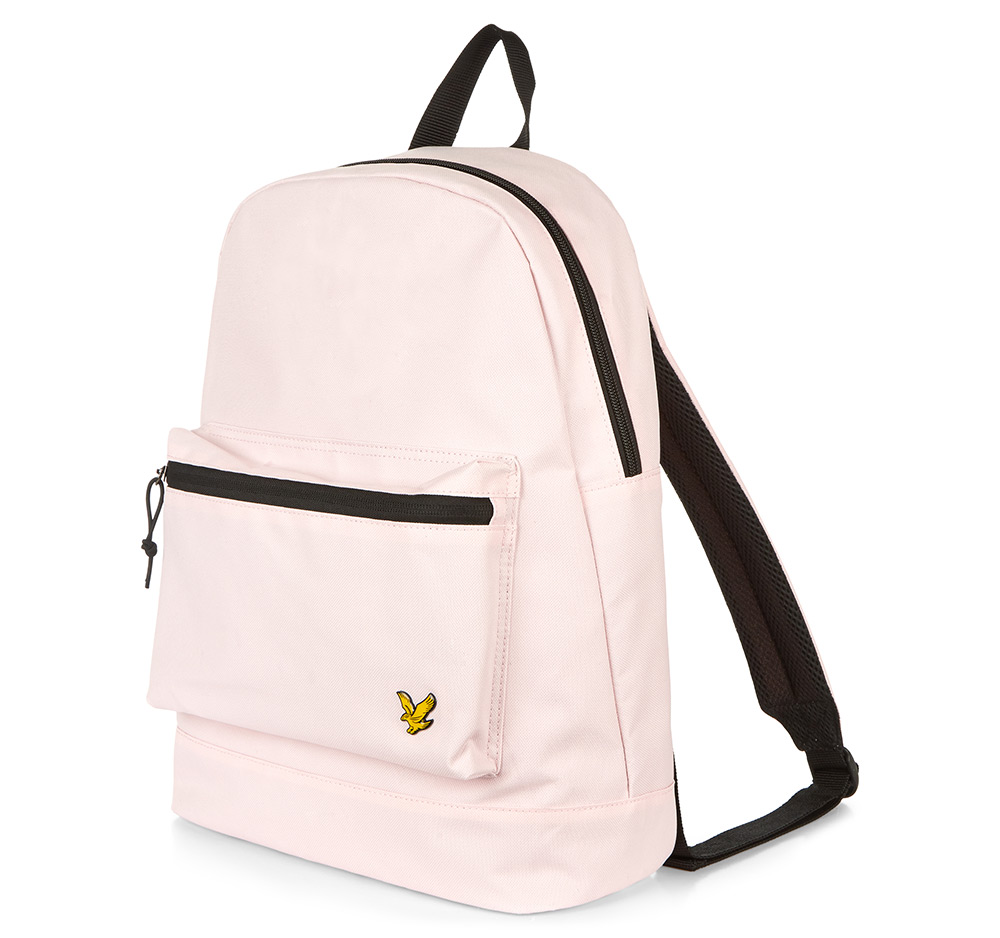 Lyle & Scott Core Backpack Pink Sherbert