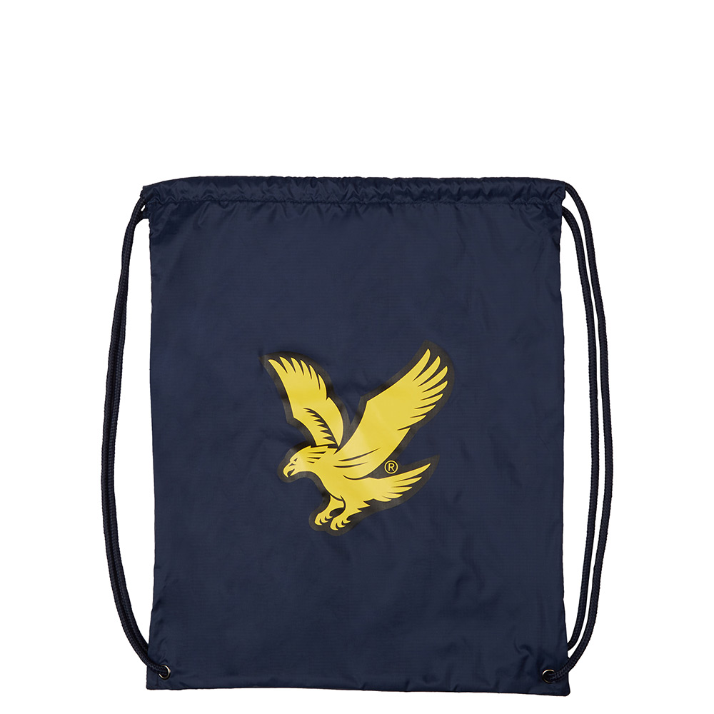 Lyle & Scott Core Gym Sack Navy