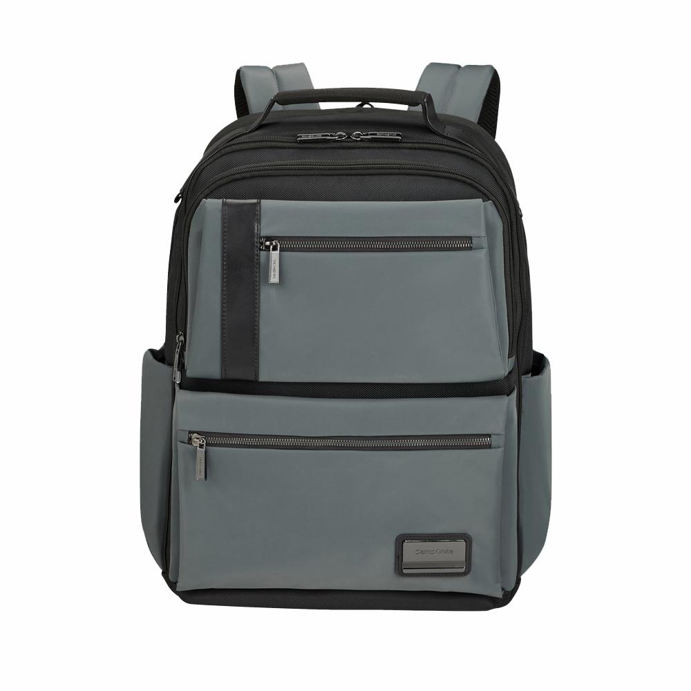Samsonite Openroad 2.0 Laptop Backpack Expandable 17.3 Ash Grey