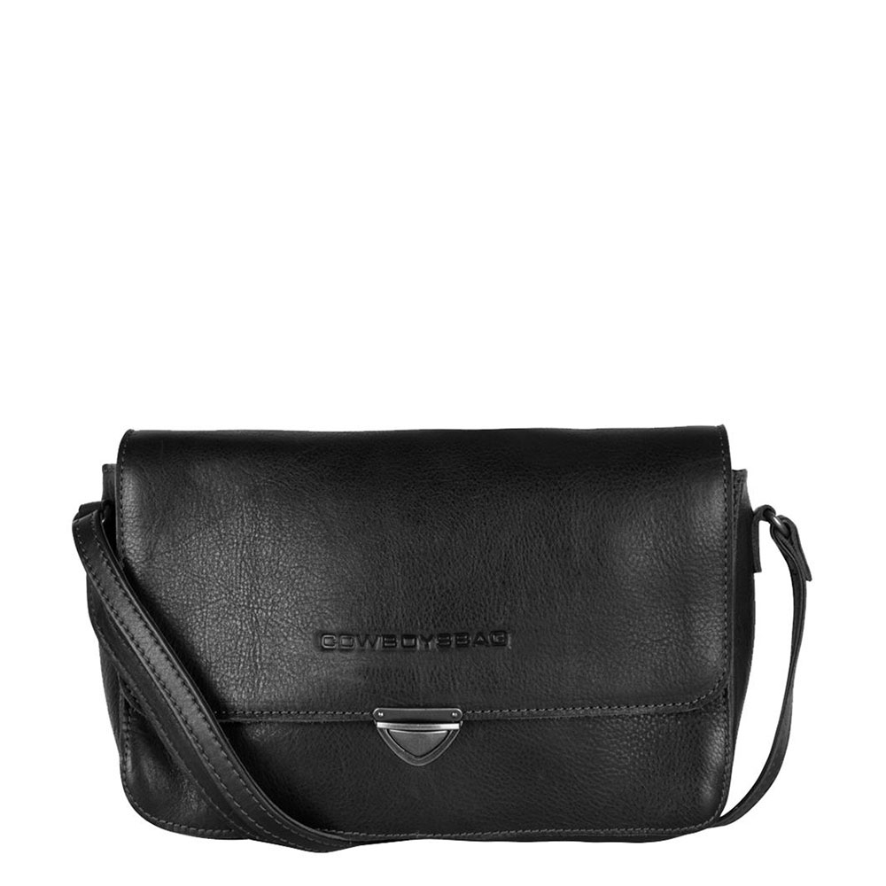 Cowboysbag Bag Brigg Schoudertas Black