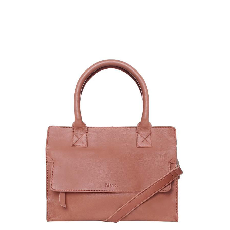 MyK Cityhopper Bag Blush
