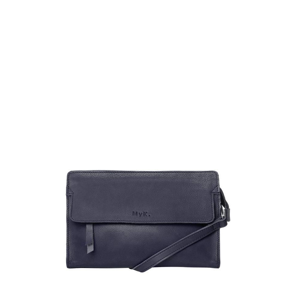 MyK Cocktails Bag Midnight Blue