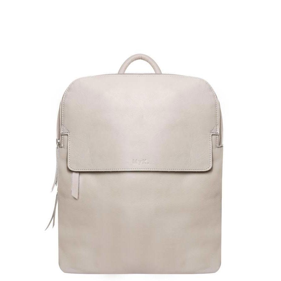 MyK Explore Backpack Almond