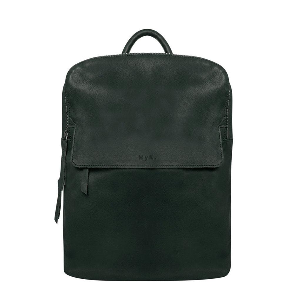 MyK Explore Backpack Emerald Green