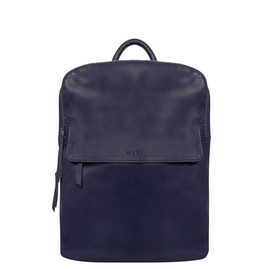 MyK Explore Backpack Midnight Blue