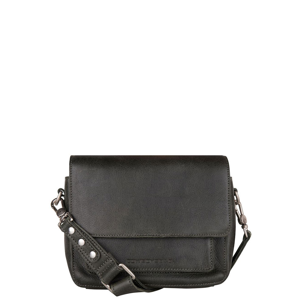 Cowboysbag Bag Loxton Schoudertas Dark Green