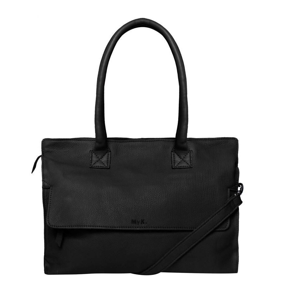 MyK Mustsee Bag Black