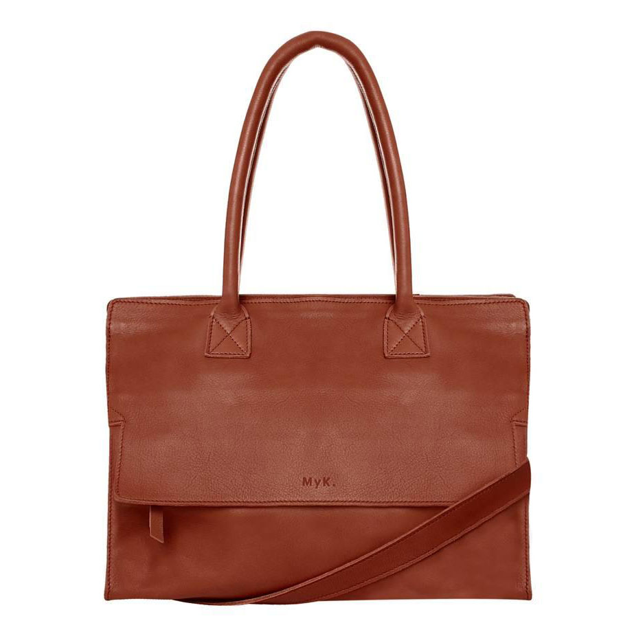 MyK Mustsee Bag Chestnut