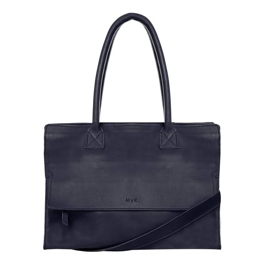 MyK Mustsee Bag Midnight Blue
