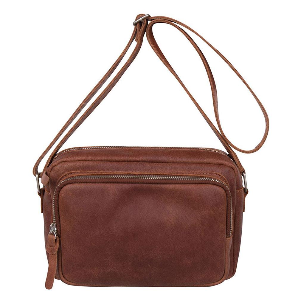 Cowboysbag Bag Oakland Schoudertas Cognac