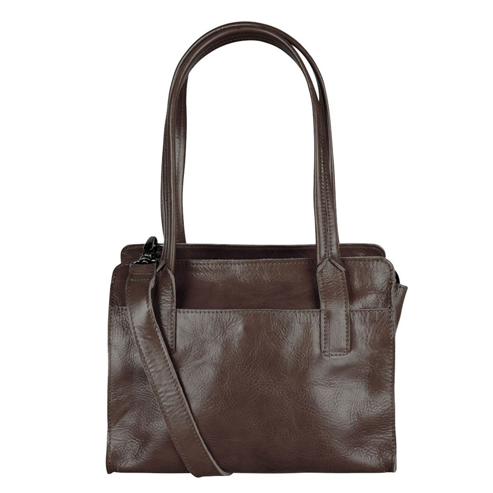 Cowboysbag Bag Quay Schoudertas Hunter