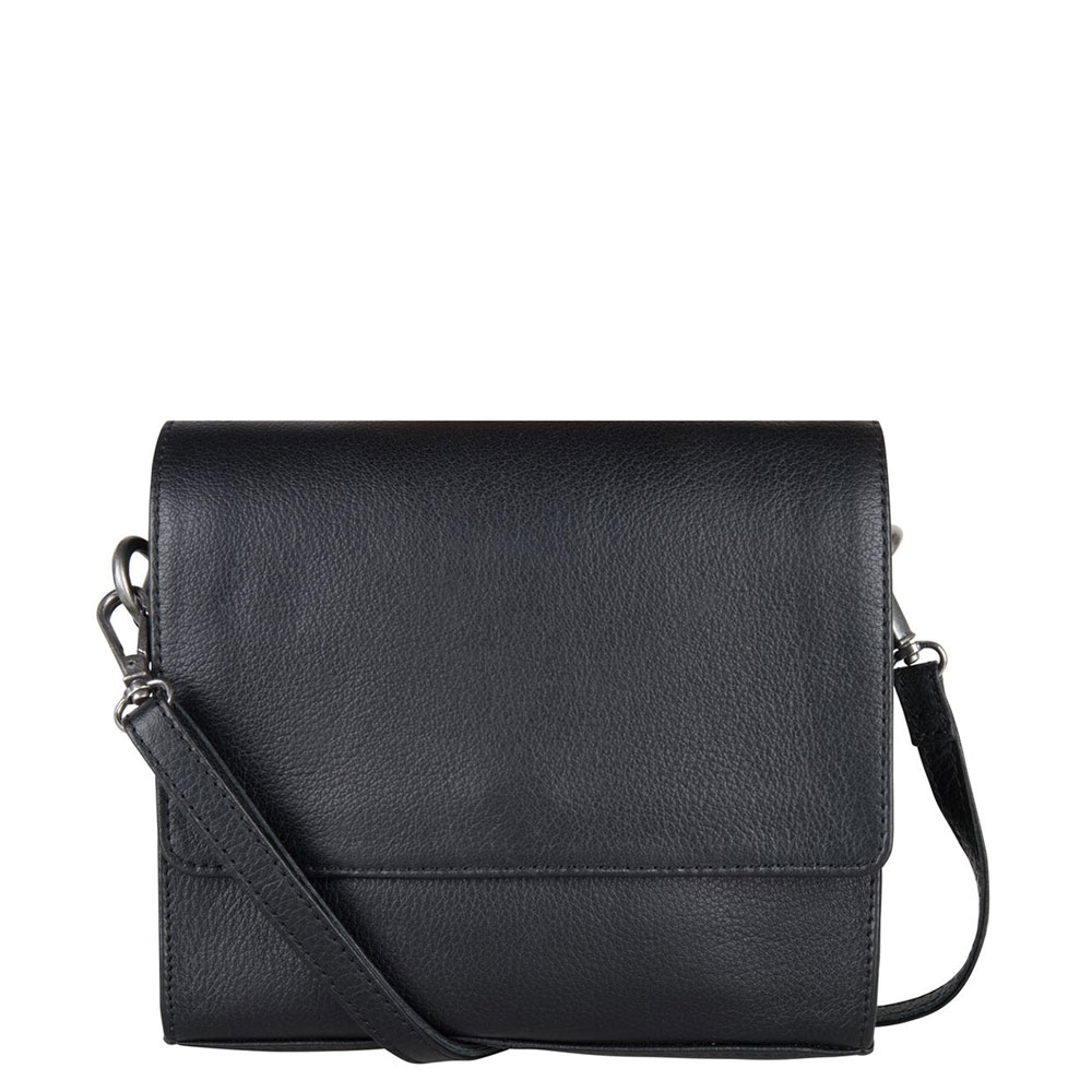 Cowboysbag X Bobbie Bodt Bag Sapphire Schoudertas Black