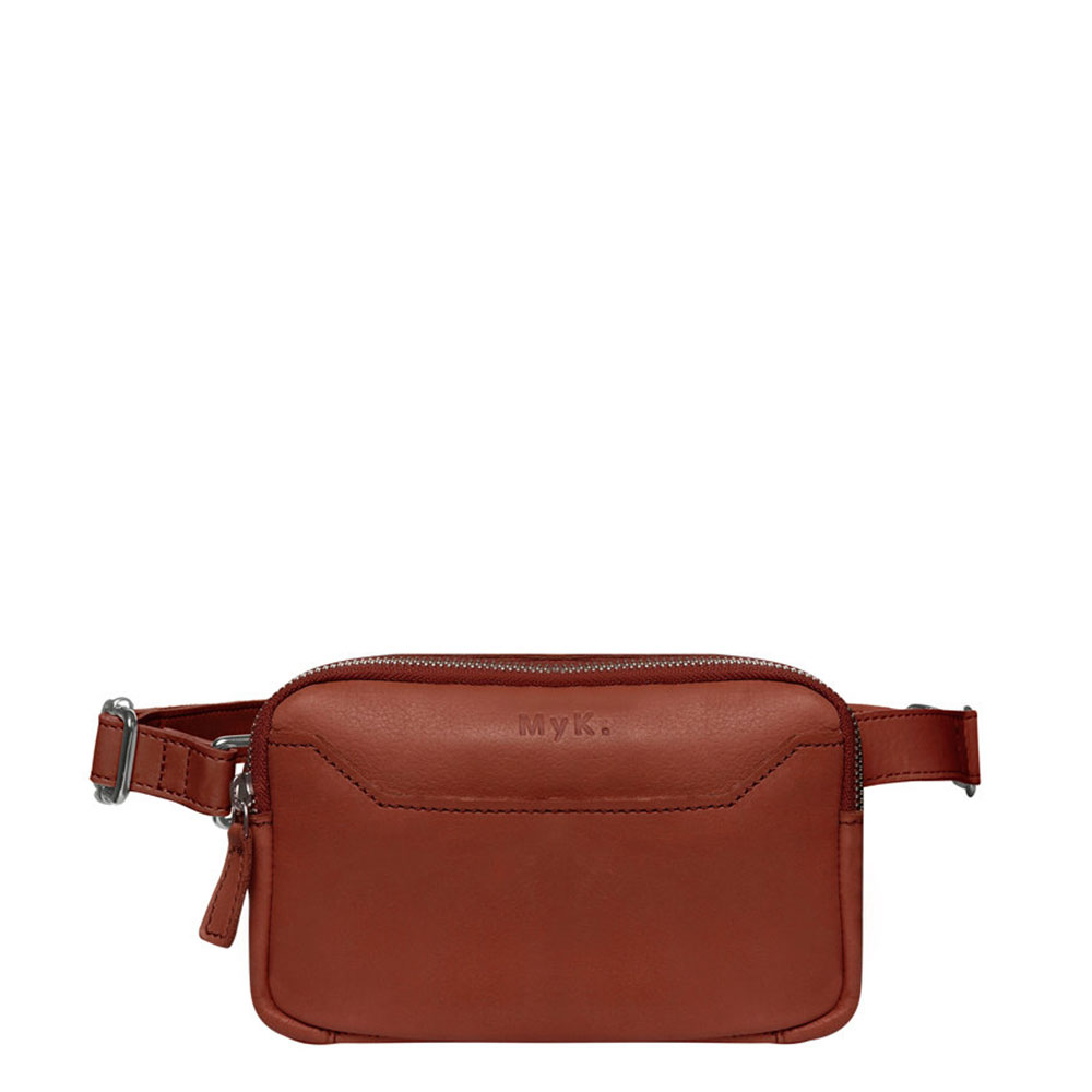 MyK Bag Valley Chestnut