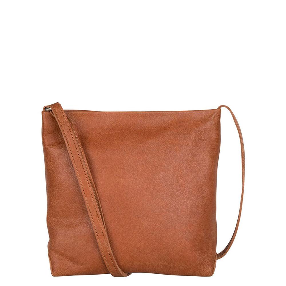 Cowboysbag Bag Walmer Schoudertas Cognac