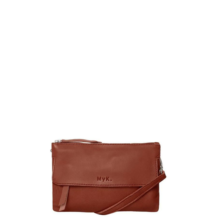 MyK Wannahave Bag Chestnut