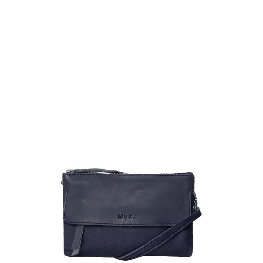MyK Wannahave Bag Midnight Blue