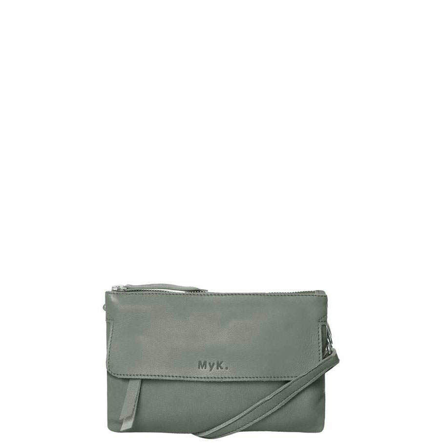 MyK Wannahave Bag Sage