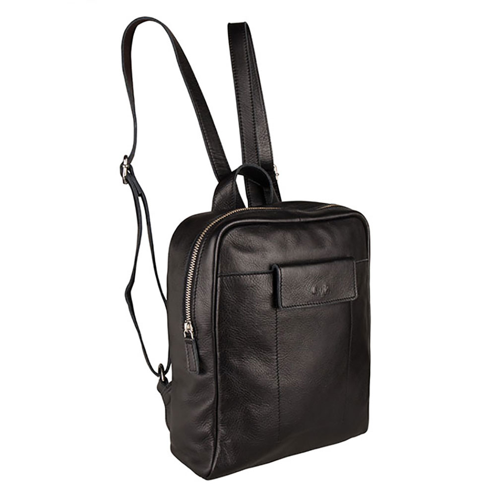 MyK Bag Delano Rugtas Black