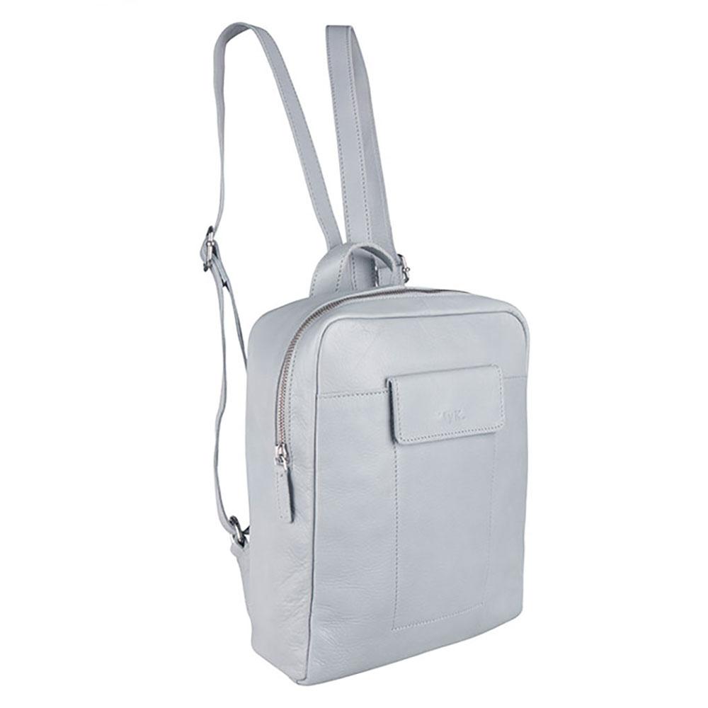 MyK Bag Delano Rugtas Silver Grey